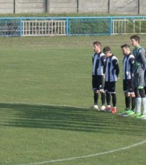 Vereség ellenére a harmadik helyen várhatja a tavaszt a Répcelaki SE labdarúgó csapata