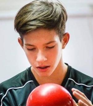 Országos döntőben szerepelt fiatal tekésünk, Varga Levente