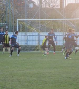 U19: Két gólos előnyből egy gólos vereség lett a vége.
